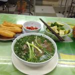 Simple layout and deco at Pho Cuong