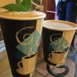 Mint mojito and tesora