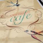 Cotswold Cafe Menu