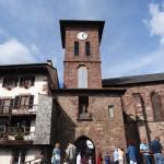 St. Jean Pied de Port town