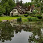 Pond and Inn