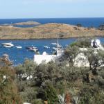 the small fishing port