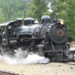 Sumpter Valley Railway Depot