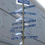 Sister cities of LA