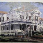 Postcard of the inn