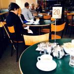 Cheviot Tea Rooms