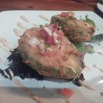 Fried Avocado app