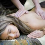 Gaia Day Spa massage