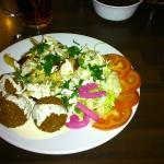 Reda Teller mit Chicken
