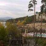 Вид на аппартаменты Тургояк Сити