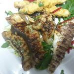 Seafood Fisch Restaurant Yasmin