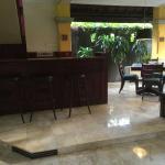 Lower floor of one bed Villa