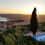 Sunset from Antonia Studio's