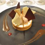 Dessert aux trois chocolat