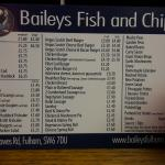 Photo de Baileys Fish and Chips
