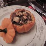Roasted Holiday Pumpkin