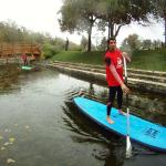 Stand Up Paddle Experience in Lisbon