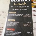MAREDO Steakhouse Karlsruhe Foto