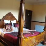 Upgraded room at the Craigdarroch