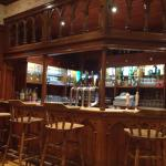 This is the bar, old and comfortable , perfect to spend the evening with friends