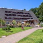 "Photo de Ferienhotel ""Forsthaus Langenberg"""