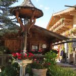 Kitzbühel - Rosis Alm - Eingangsbereich