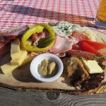 Kitzbühel - Rosis Alm - Brotzeitbrettl