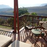African Room veranda