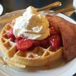 Belgine waffle