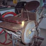 printing press