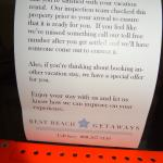 Best Beach Getaways rental co.
