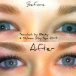 Lash Extensions by Becky