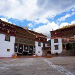 Langjiling Temple of Gongga