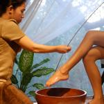 Pedicure at our cocoon