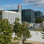 MEININGER Hotel Berlin Hauptbahnhof Front