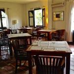 general view restaurant