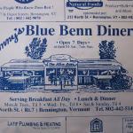 Blue Benn Diner Foto