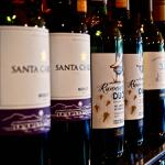 Red Wines by the glass at The Trading Post Bar