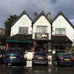 Very nice and pleasant place serving typical pub food.