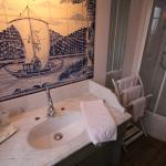 """Salle de bain de la chambre """"Beauvoir"""""""