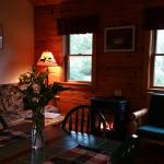 Mill Creek Cabins - October 2015