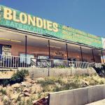 Blondies in Hanksville Utah
