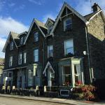 Exterior of the Charming Easedale Lodge