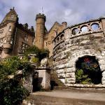 Exterior Skibo Castle