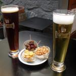 Beers and a Snack