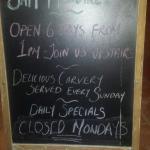 Outstanding bar & Resturaint Best  food in matagorda.