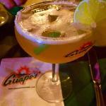 Guapo's Gold Margarita
