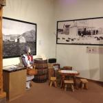 Try our memory game in the fur trade exhibit