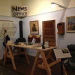 Learn how the Alaska Highway News got started
