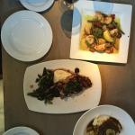 Our 3 dishes
